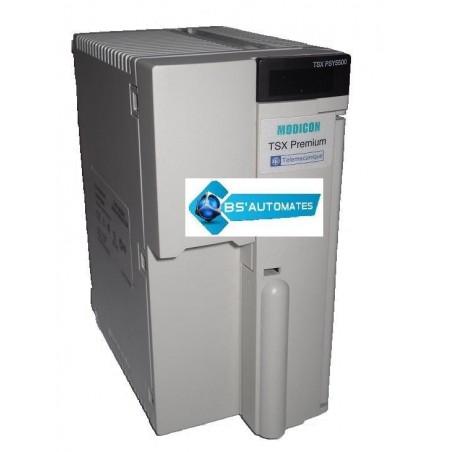 TSXPSY5500 : Module alimentation double format TSX Premium 100/240VAC