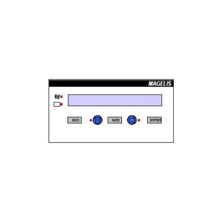 XBTH011010 : Afficheur Magelis 24VDC (LCD rétroéclairé)