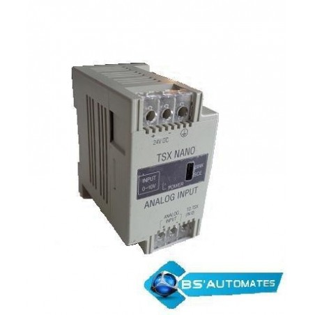TSXAEN102 : Module 1E ANA courant