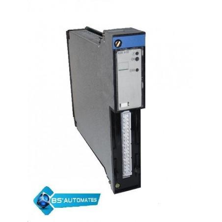 TSXASR402 : Interface et coupleur analogique 4 voies 4/20 mA