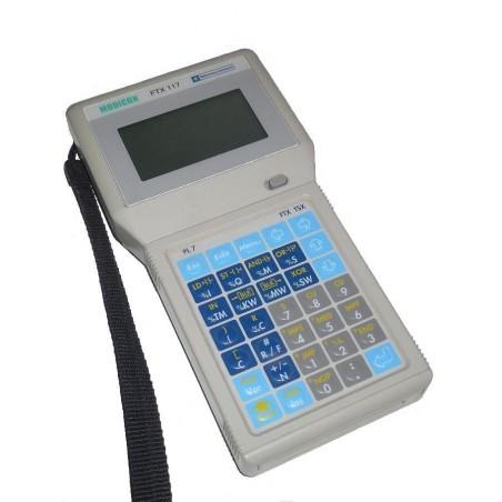 TFTX1170ADJ02 : Terminal programmation/reglage TSX Nano