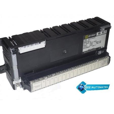 TBXDES1622 : Embase 16 entrées 24VDC