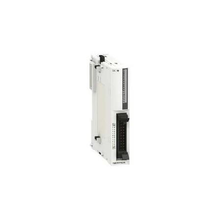 TWDDDI16DK : module 16E 24 VDC