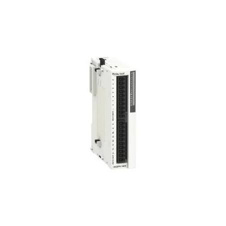 TWDDRA16RT : module 16S relais 2A