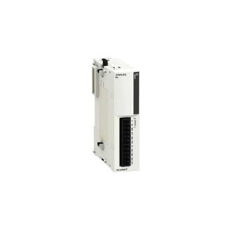 TM2AMI8HT : module 8E avec bornier