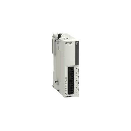 TWDALM3LT : module 2E/1S avec bornier