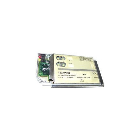 TSXFPP10 : Carte de communication PCMCIA type III