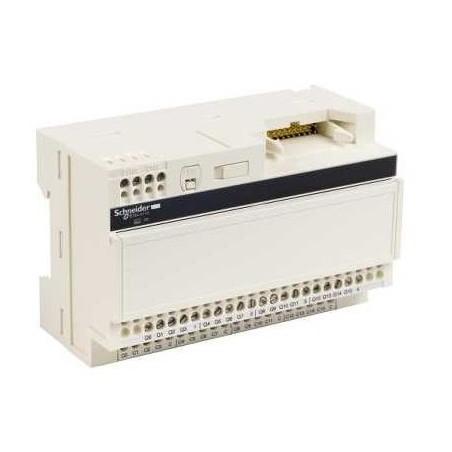 ABE7-S16E2E1 : Embase 16E relais statiques