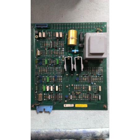 Carte  excitation régulateur SF1LK317