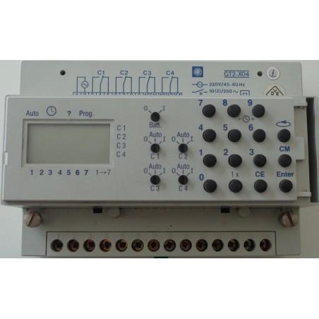 GT2-X04 : Relais programmable 4 sorties