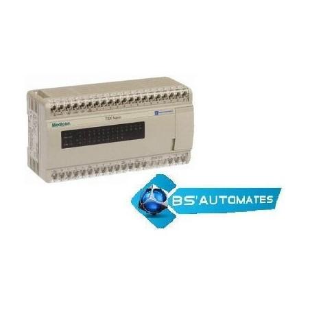TSX07211612 : Nano-automate TSX 07 24VDC