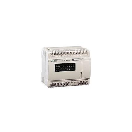 TSX07201022 : Nano-automate TSX 07 24VDC