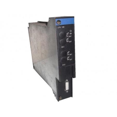 TSXLFS120 : Module de déport optique pour fibre 100/140