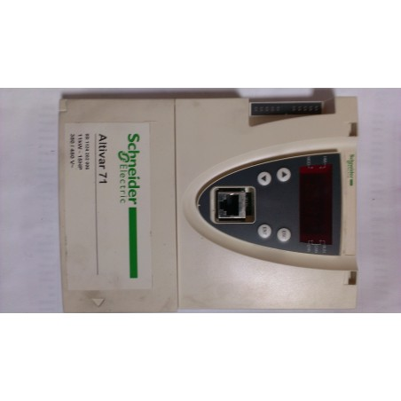 Face avant contrôle 4x7 segments VX4A1103
