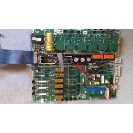 Carte puissance inf ou égal à 650A VX5RZD109