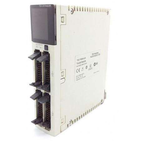 TSXDEY64D2K : Module 64E isolées 24VDC