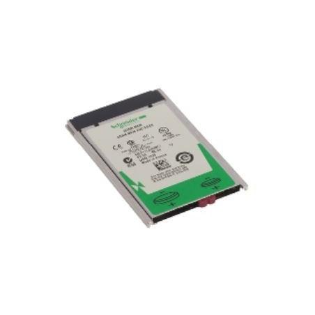 TSXMRPC01M7 : Carte mémoire RAM/SRAM 1,7 Mb