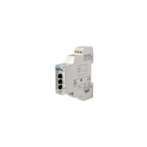 RM17TE00 : Relais de contrôle et de mesure