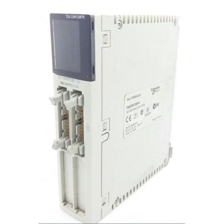 TSXDMY28FK : Module 16E 12S 24VDC