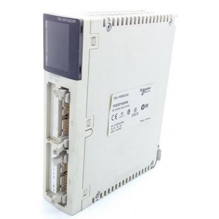 TSXDEY32D2K : Module 32E isolées 24VDC