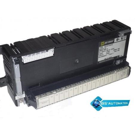 TBXDMS16C22 : Embase 8E/8S 24VDC