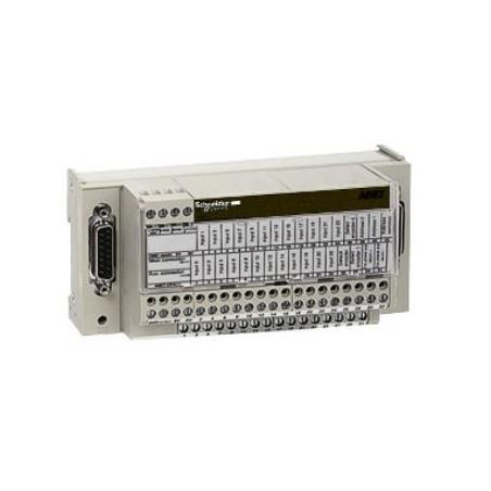 ABE7-CPA01 : Embase comptage ana 8v