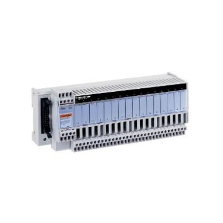 ABE7-P16T210 : Embase pour relais embrochable
