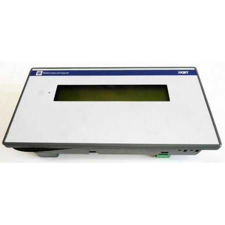 XBTH001010 : Afficheur Magelis 24VDC (LCD rétroéclairé)