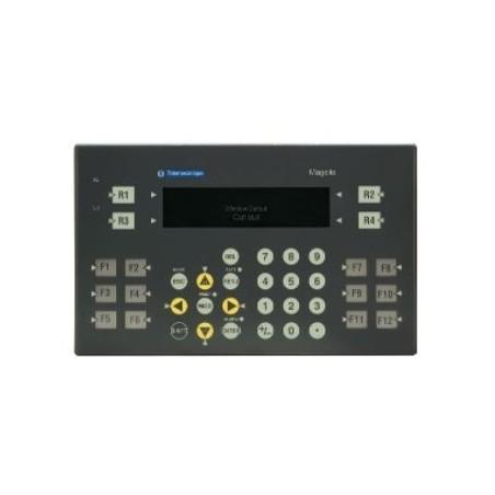 XBTPM027010 : Terminal Magelis 24VDC LCD rétroéclairé v 2.2
