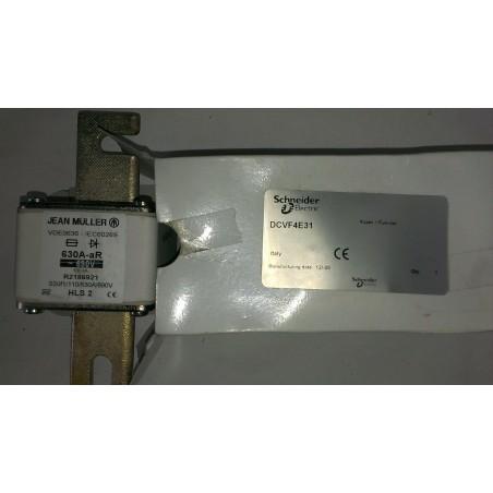 Fusible UR 630A pour variateur Telemecanique DCV 104 DCVF4E31