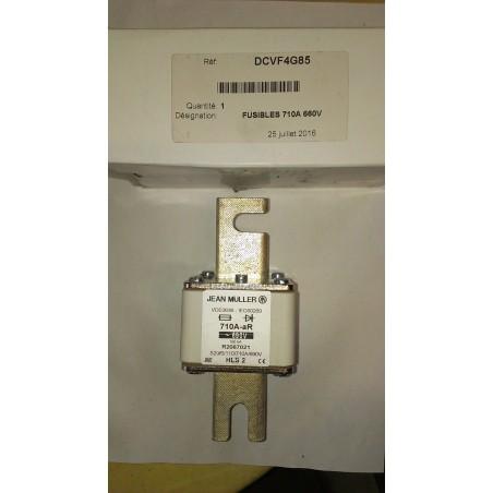 Fusible 710A pour variateur Telemecanique DCV 104 DCVF4G85