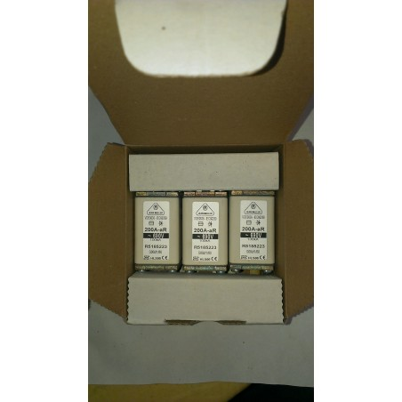 Fusible 200A pour variateur Telemecanique DCV 104