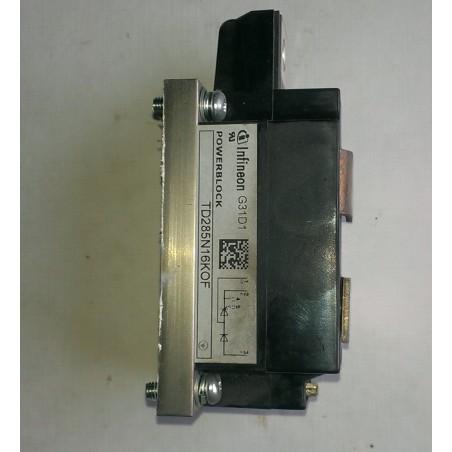 Module redresseur thyristor/diode 285A/1600V VZ3TD1285M1671