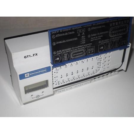 GT1-FX : Programmateur Telemecanique optique 220/240VAC 3A