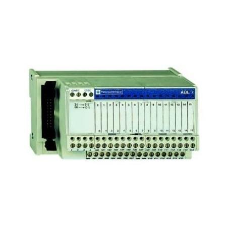"""ABE7H16R11 : Embase de raccordement passive pour signaux """"tout ou rien"""""""