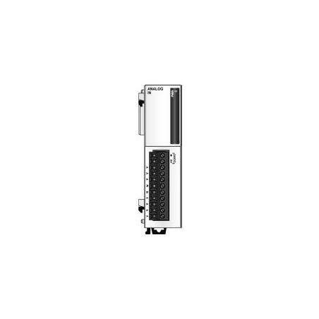 TWDARI8HT : module 8E avec bornier