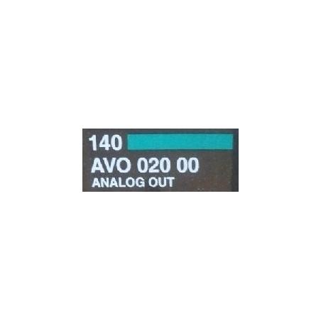 140AVO02000 : Module de sorties