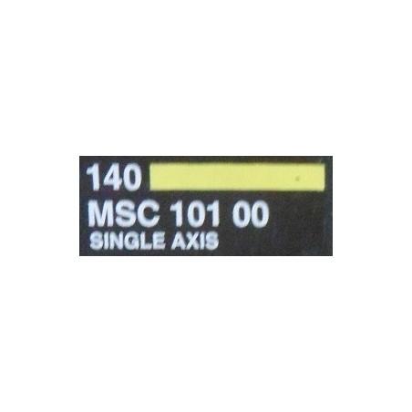 140MSC10100 : Module commande mono-axe