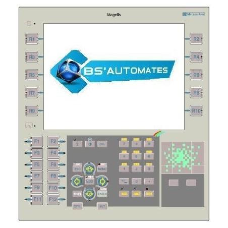 """TXBTF024510E : Station graphique Magelis couleur 10""""4"""