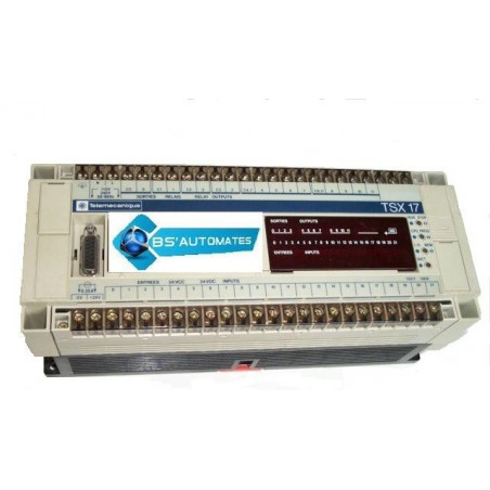 TSX1723444 : Automate TSX 17