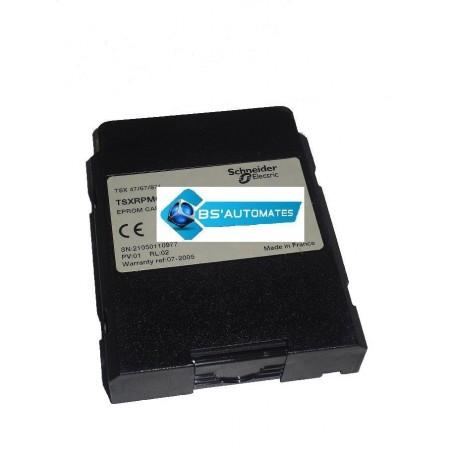 TSXRPM168 : cartouche mémoire EPROM 16K octets