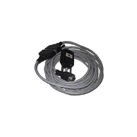 TSX17ACC8 : Câble de raccordement TSX17/XBTB-C ou RS 232C